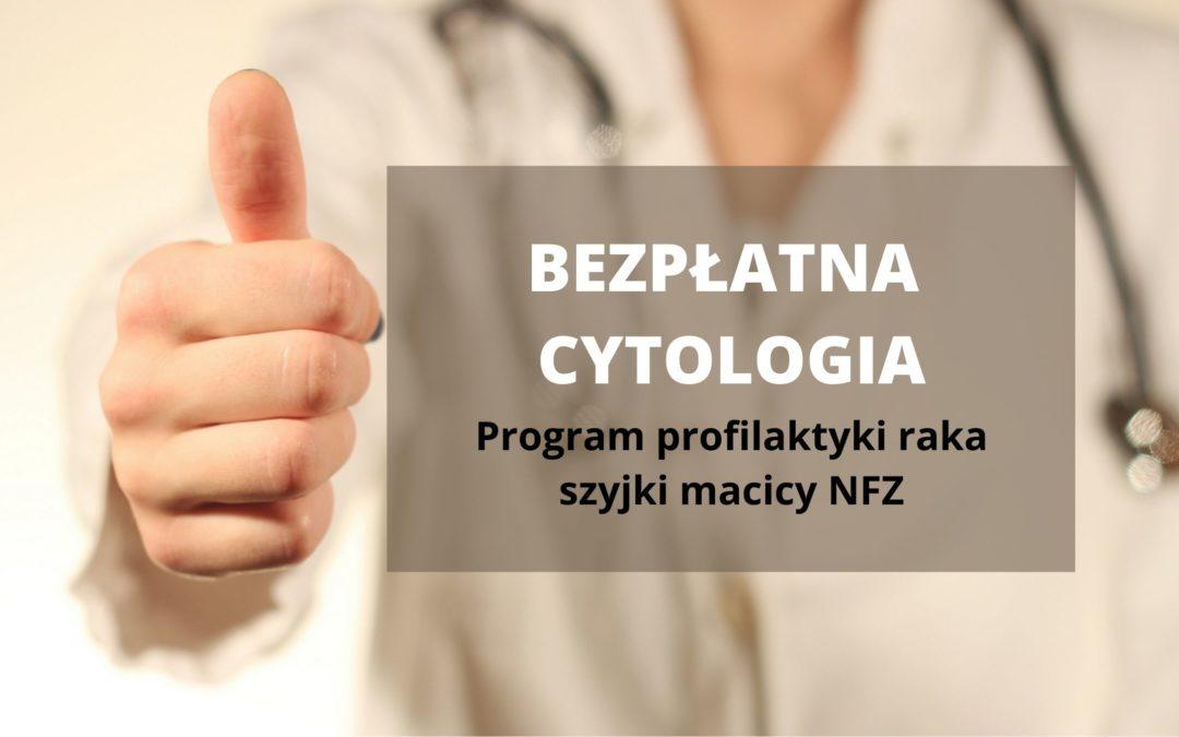 Sprawdź, gdzie możesz wykonać bezpłatną cytologię w ramach programu profilaktyki NFZ!