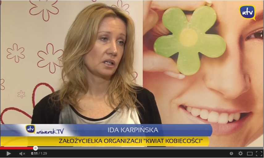 """Kwiat Kobiecości Uniwersytecie Warszawskim – zaproszenie z okazji """"Wiosennej Ofensywy Zdrowia"""""""