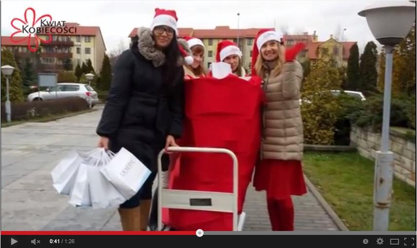 Orkan Ksawery okazał się niestraszny – Akcja Święty Mikołaj 2013