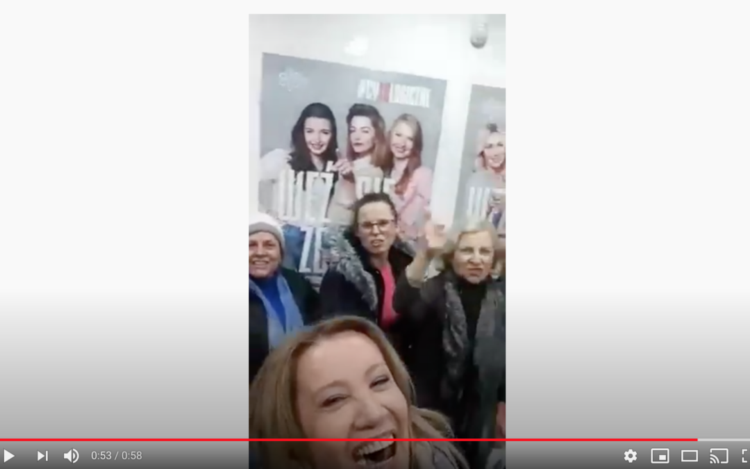 """Głos Kobiet – Inauguracja Kampanii """"Piękna, bo Zdrowa"""" 2018 – Cytobus"""