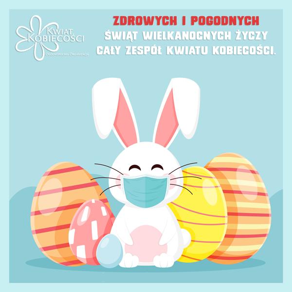 Życzymy ZDROWYCH Świąt Wielkanocnych!