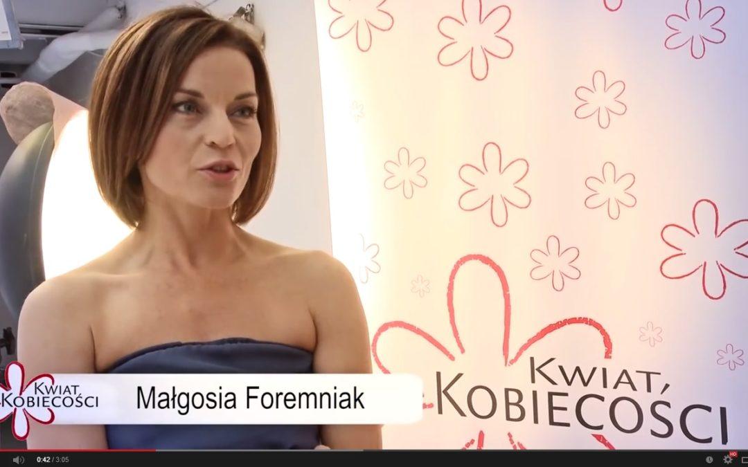 """Making of sesji V jubileuszowej edycji Ogólnopolskiej Kampanii Społecznej """"Piękna, bo Zdrowa"""""""