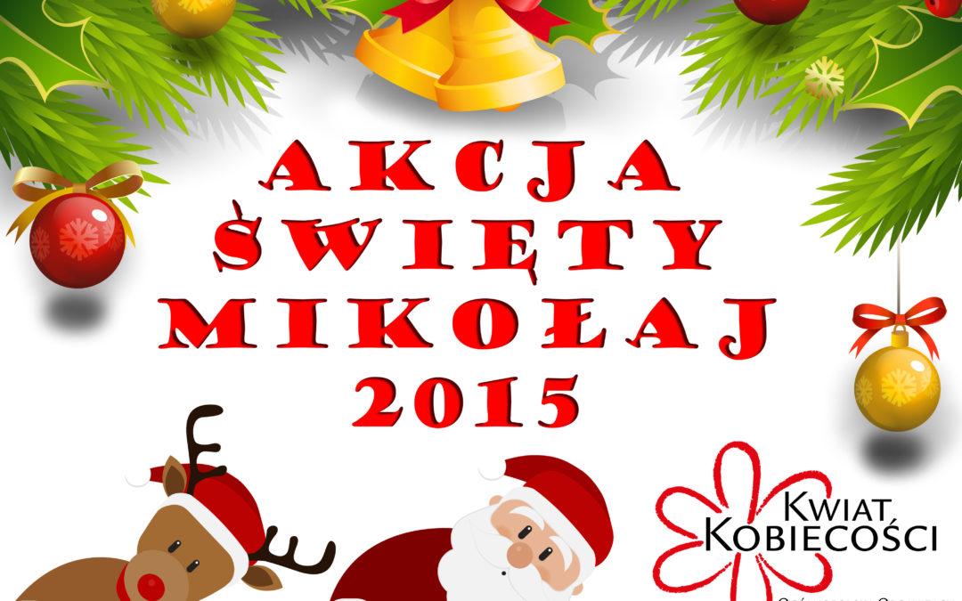 Akcja Święty Mikołaj 2015