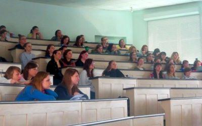 Kwiat Kobiecości ponownie wśród studentów