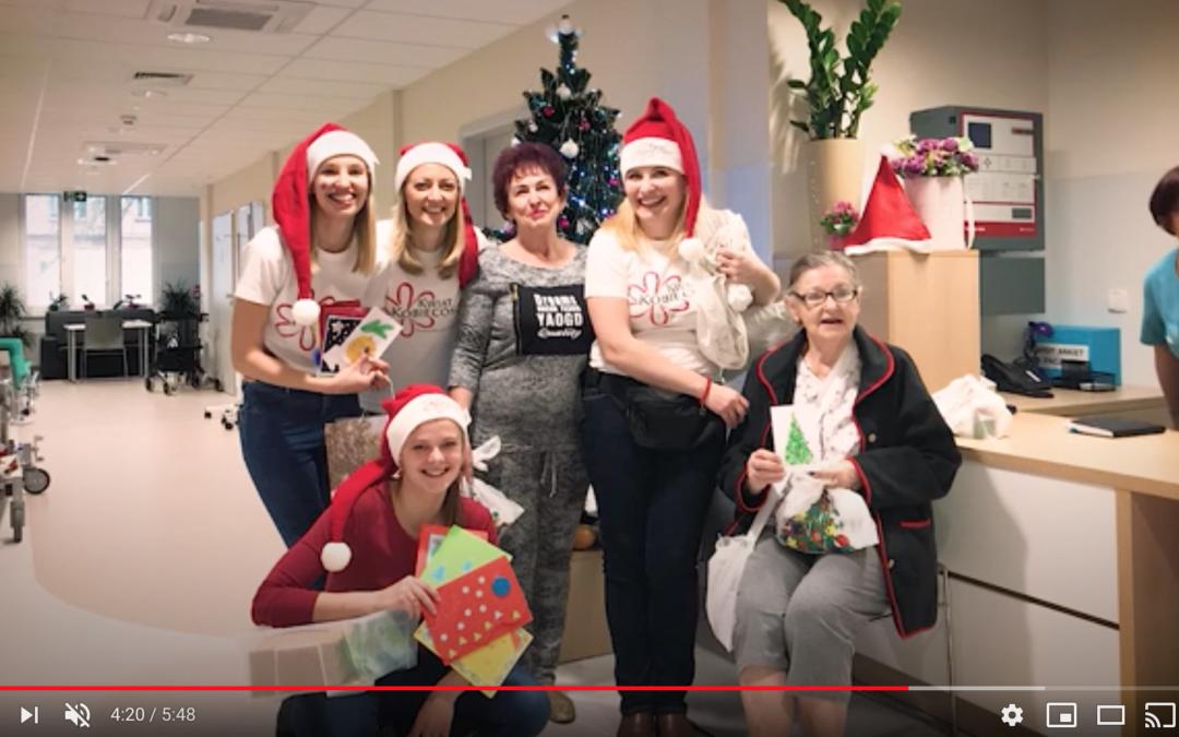 """Akcja """"Święty Mikołaj"""" 2017 – Kwiat Kobiecości"""