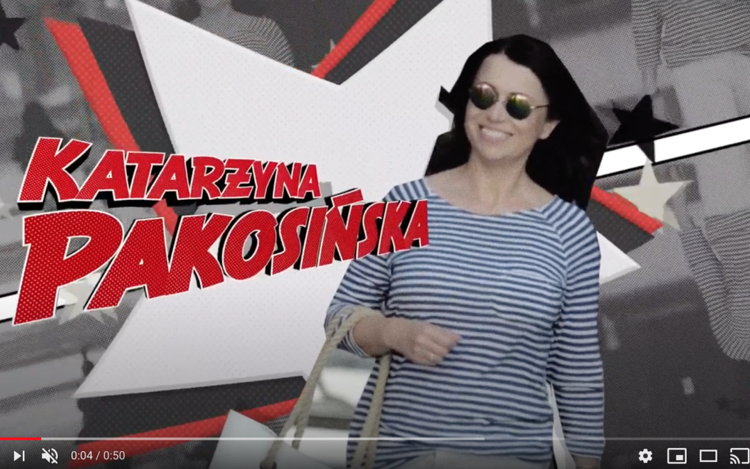 Trailer – GotowaNa Zdrowie – videopodcasty Katarzyna Pakosińska