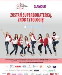 KAMPANIA SPOŁECZNA PIĘKNA BO ZDROWA 2012/2013